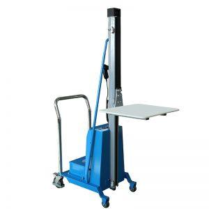 E100R tasapainotettu työasentolaite