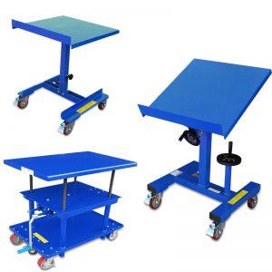 TWS150 / MLT2000 kallistettava työpöytä